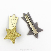 New fashion style baby girl metal hair clip
