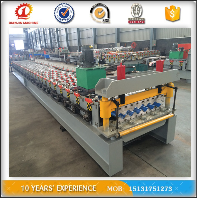 Corrugated Roof Sheet Making Machines And Used Roll Froming Machine And  Construction Equipment