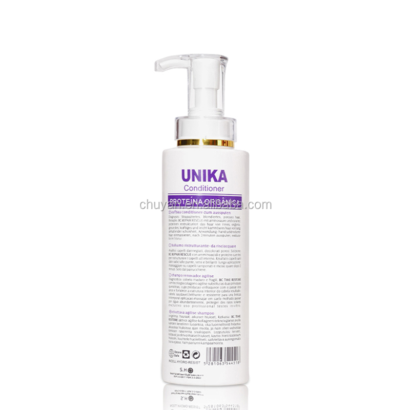 OEM/ODM private label hair care smooth hair shampoo 900ml