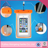 2015 New Fashion Pvc Phone Waterproof Bag Case For Iphone 6