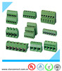 factory PCB 5.0mm 5.08mm 3.81mm pcb soldering screw clamp double row terminal block