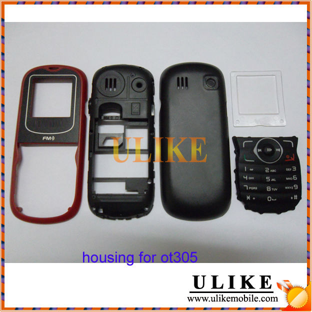 Wholesale for Alcatel OT305 Housing Full