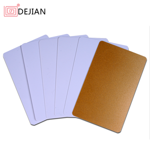 Dejian Rewritable 13.56mhz Smart Rfid Blank Card for Access Control System