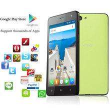 Hot selling 5.0 inch screen 3G or 4G Android mobile phone 4g mobilephone