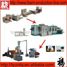 Disposable Food Container Production Line (TY-1040)