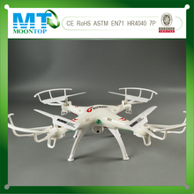 Shantou toys factory rc model large drone professional, 360 eversion quadcopter with camera