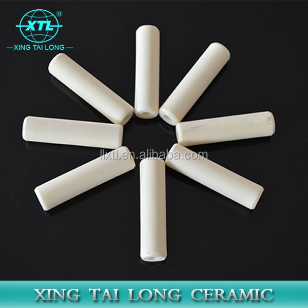 high temperature vacuum ceramic 99 alumina tube