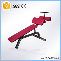 ab shaper abdominal machine/abs machine/gym equipment abdominal bench