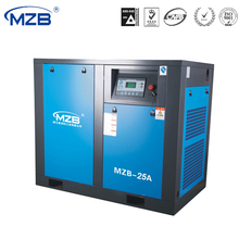 15 KW portable screw air compressor for sale