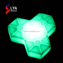 High Quality Shapes Night Warning Light Floor Tiles Led Plastic Outdoor Stones Sizes