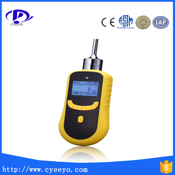 portable so2 gas detector