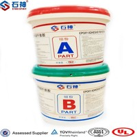Best quality construction epoxy resin ab glue for ceramic tiles
