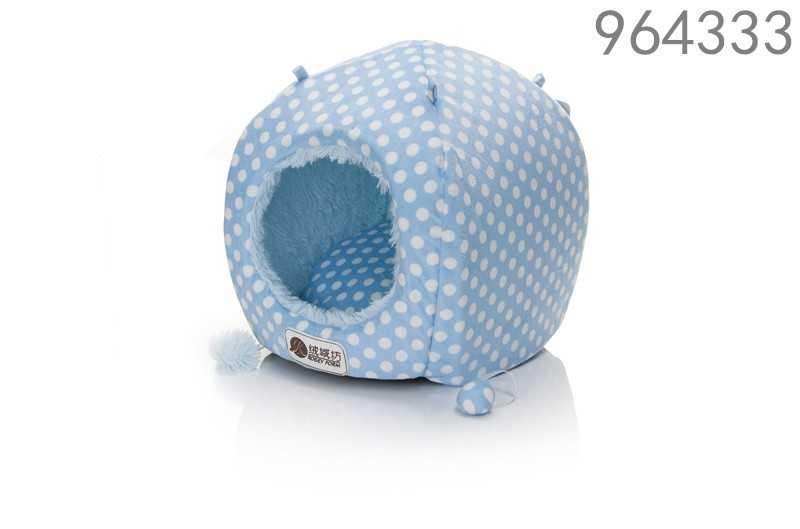 hot best selling new products 2016 pet accessories soft blue pig body shape dog bed kennels for cat dog pet sleep