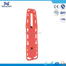 Patient transfer polyethylene imobilization spine board