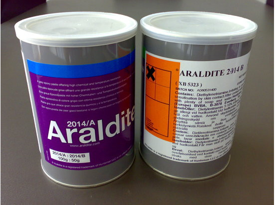 Araldite 2014AB metal granite repair adhesive