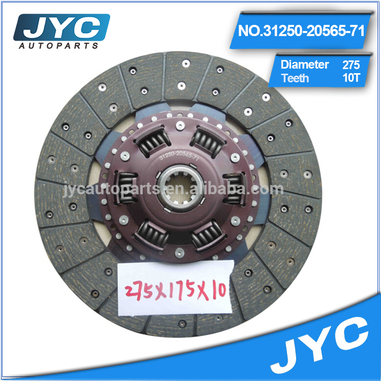 High Quality Forklift clutch disc 275 3125020565-71