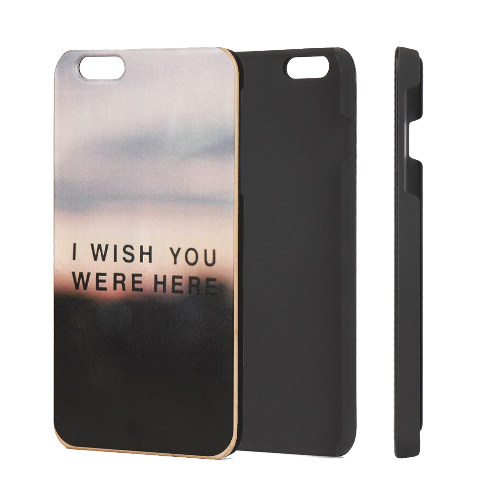 Top selling high protective printing/laser customized wood case for iPhone 5,for iPhone 6,for iPhone 6plus