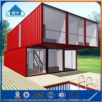 China Professional Factory Modular Steel Structure Container House