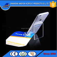 acrylic display stand for mobile accessories
