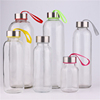 /product-detail/high-quality-clear-round-empty-wholesale-custom-glass-water-bottle-with-lid-and-nylon-water-bottle-sleeve-60417162386.html