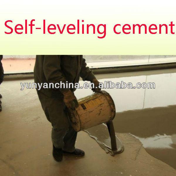 Self Leveling Thinset : Autonivelante de hormigón cemento mortero