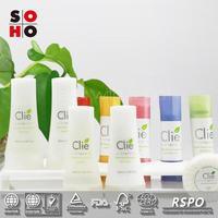 hotel supplier hand body whitening cosmetics and body lotion