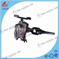Top Quality Tricycle Gear Box 300CC, Tricycle Spare Parts, Reverse Gear Box