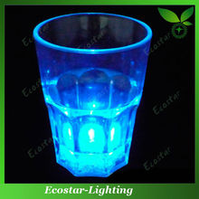 Water Activated Plastic Flashing LED Glass