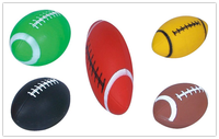 Toy PVC Rugby Ball/Inflatable/7 Inch