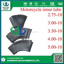 Mostly viewed long using life natural butyl motorcycle inner tube 2.75-10 3.00-10 3.50-10 4.00-10 5.00-10