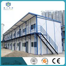 China easy assembly cheap cement sandwich panel modern prefabricated houses used prices philippines