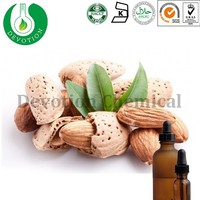OEM/ODM Supply Sweet Almond Carrier Oil Base Oil Massage Oil for Skin Care 10ml/30ml/50ml/bulk