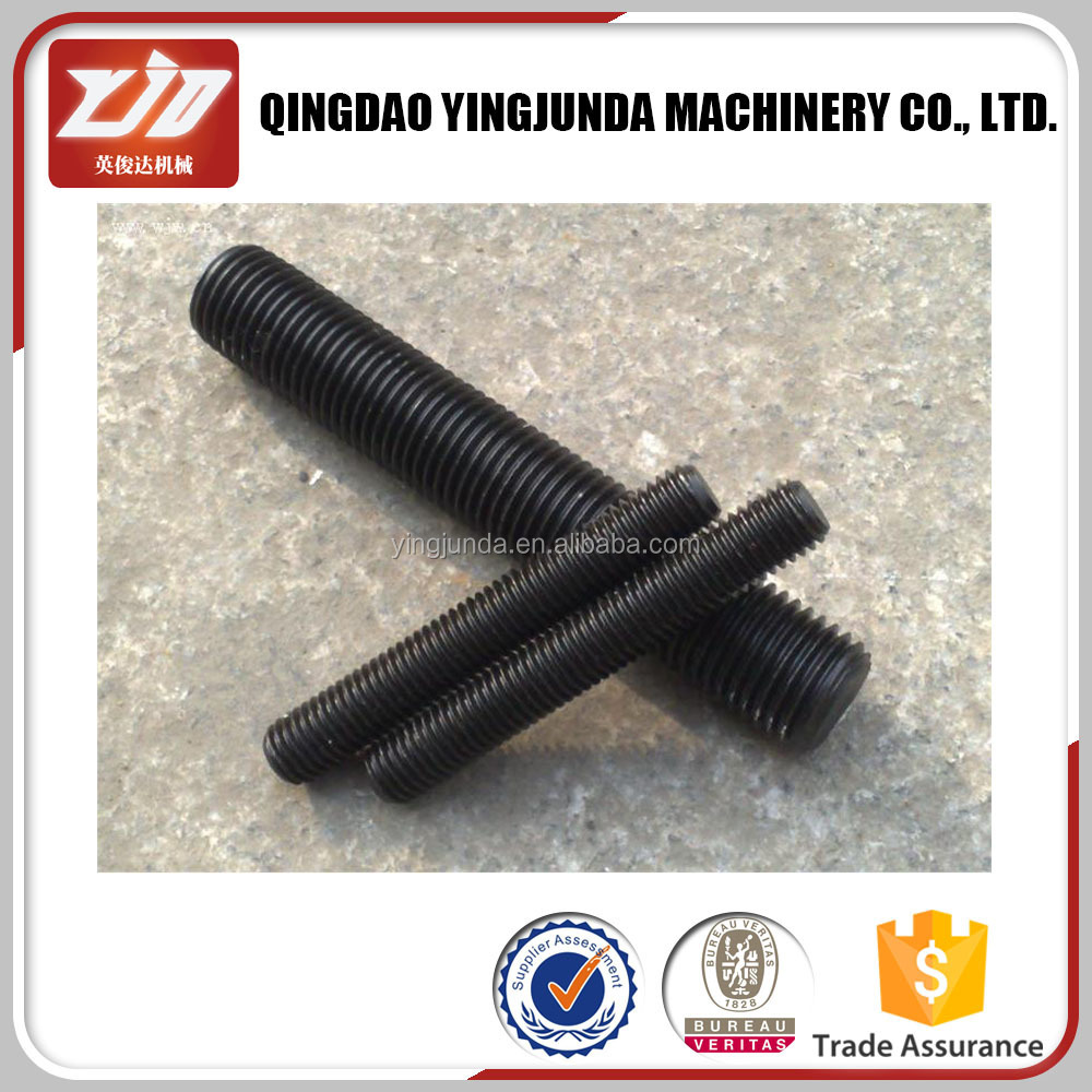 different size metal stud bolt