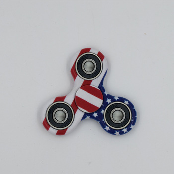 High quality Fidget Spinner Wholesale Custom logo hand toys fidget spinner toy copper hand finger spinner
