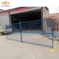 factory direct canadian temporary fence,welded canada temporary construction fence,metal canada temporary fence panels