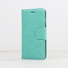 for iphone 4/4s wallet leather case stand flip buckle cover mobile phone case
