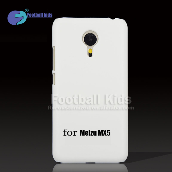 Factory Wholesale high quality 3D sublimation case for Meizu MX5 blank /mobile phone case