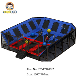 New cool design jumping biggest trampoline of sale.