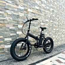 Changzhou Yunshine 20inch fat tire electric bike, folding electric bike 16 350w
