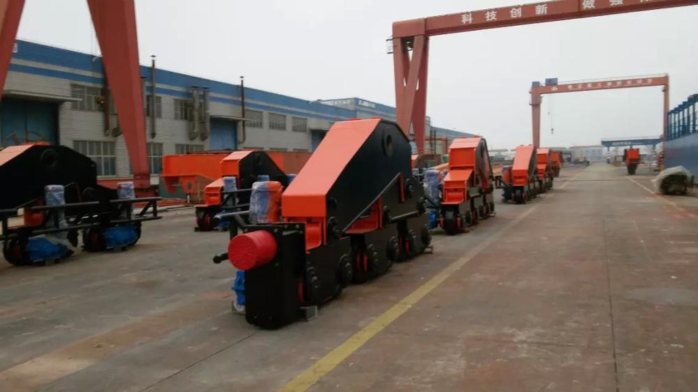 Hot sale crane rail QU120 steel rail wheel