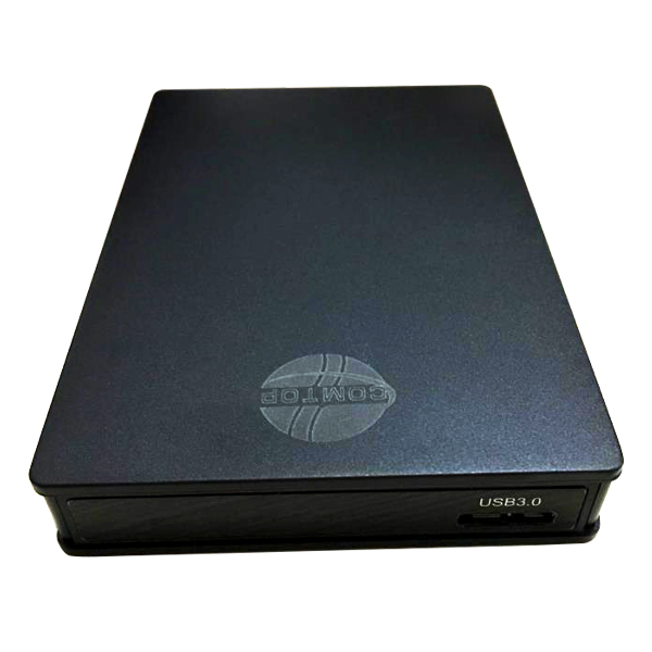 UASP SATA III USB 3.0/2.0 Aluminum External Tool-free Hard Disk Drive Enclosure & Mobile Device Optimized For 2.5 Inch HDD