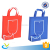 nonwoven folding tote bag