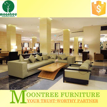 Moontree MHL-1103 modern hotel lobby furniture for sale in China