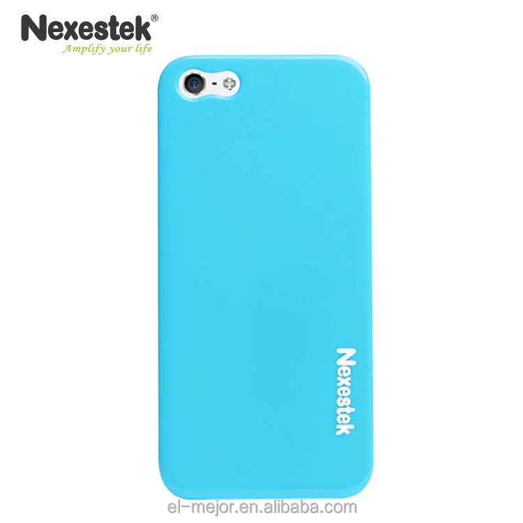 High Quality Taiwan Mobile Phone Case for iPhone 5, 5S, SE / Nexestek brand PC Color Case