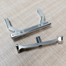billet machined frame bracket rc car kit set for SCX-10