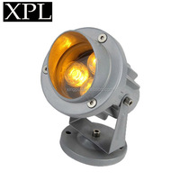Dia75mm 3W led spots lighting outdoor garden use IP67