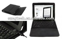 2012 Best Selling Bluetooth keyboard case For iPad 2 /iPad 2 Cover Keyboard