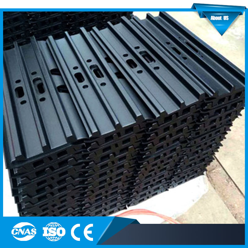 EX60LC - 3 Excavator / Bulldozer track shoe , track shoe assy , track link assembly
