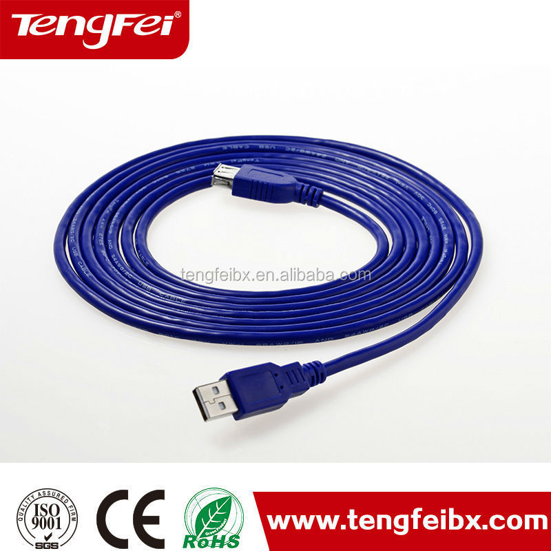 Extension USB Cable Support 30m 50m 80m 100m Over Optical Fiber