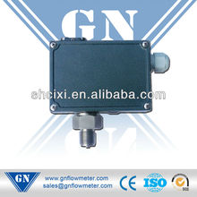 Negative pressure switch